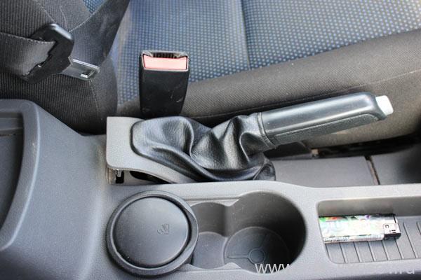 форд фокус 2 подтянуть ручник