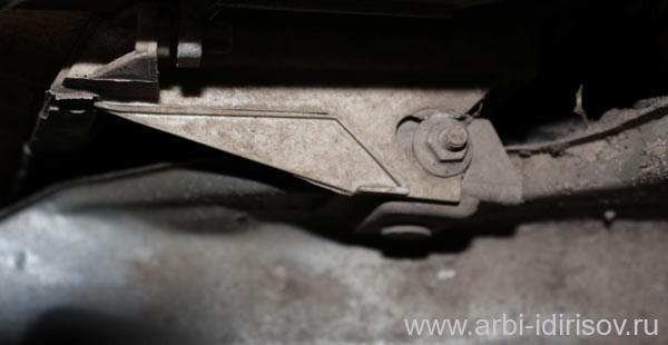 Как снять переднюю фару на десятке ВАЗ 2110