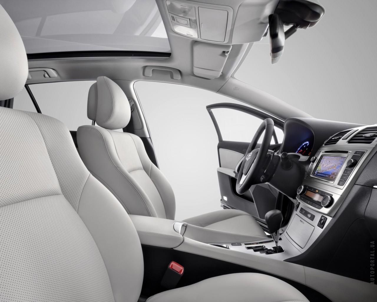 Тойота Авенсис технические характеристики. Toyota Avensis ...