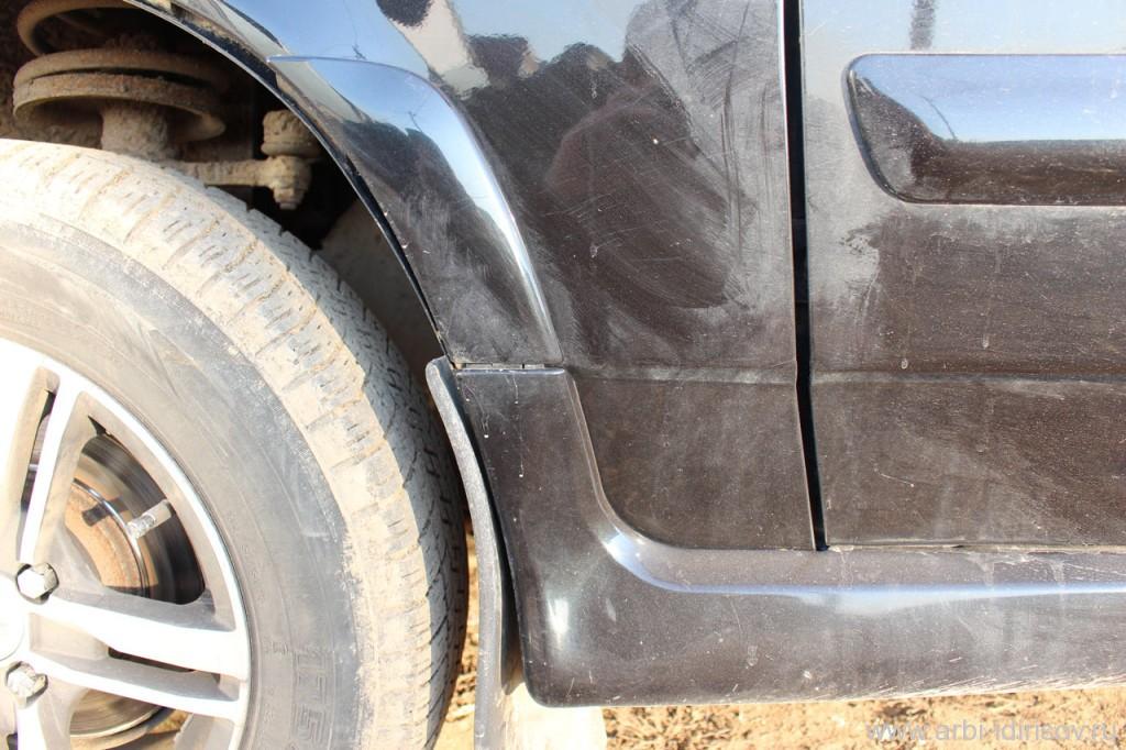 IMG 44631 1024x682 - Переднее крыло ваз 2114: снятие и установка