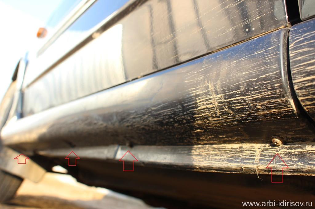 IMG 44661 1024x682 - Переднее крыло ваз 2114: снятие и установка