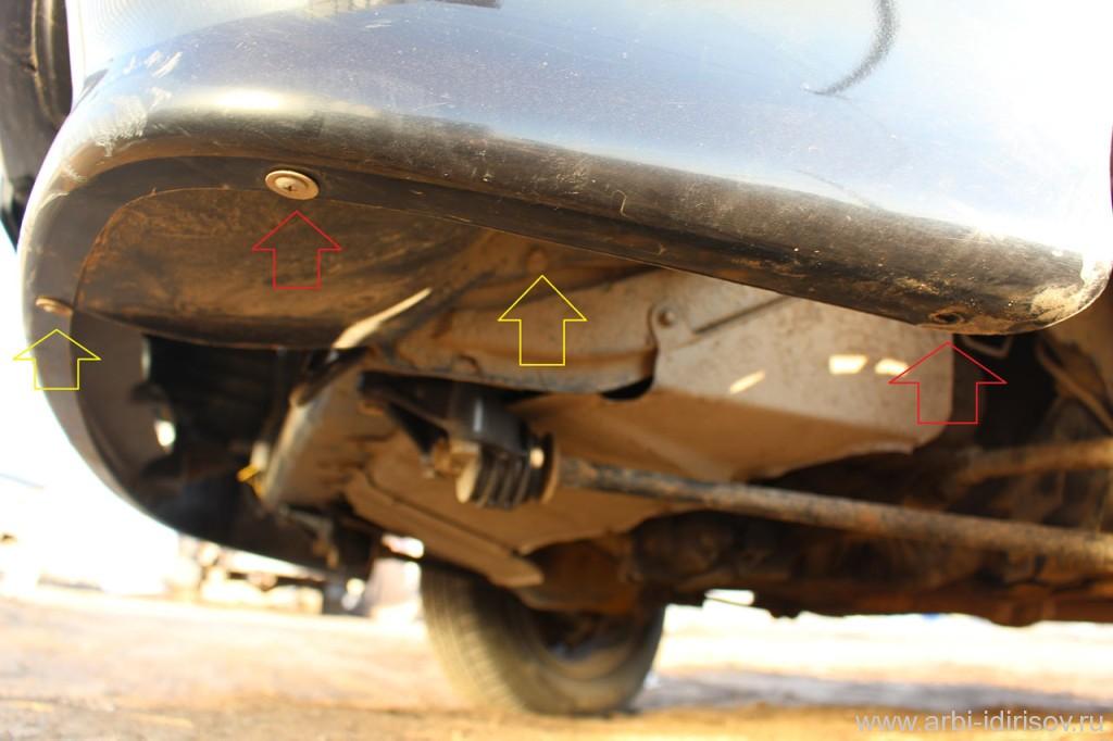 IMG 44761 1024x682 - Переднее крыло ваз 2114: снятие и установка