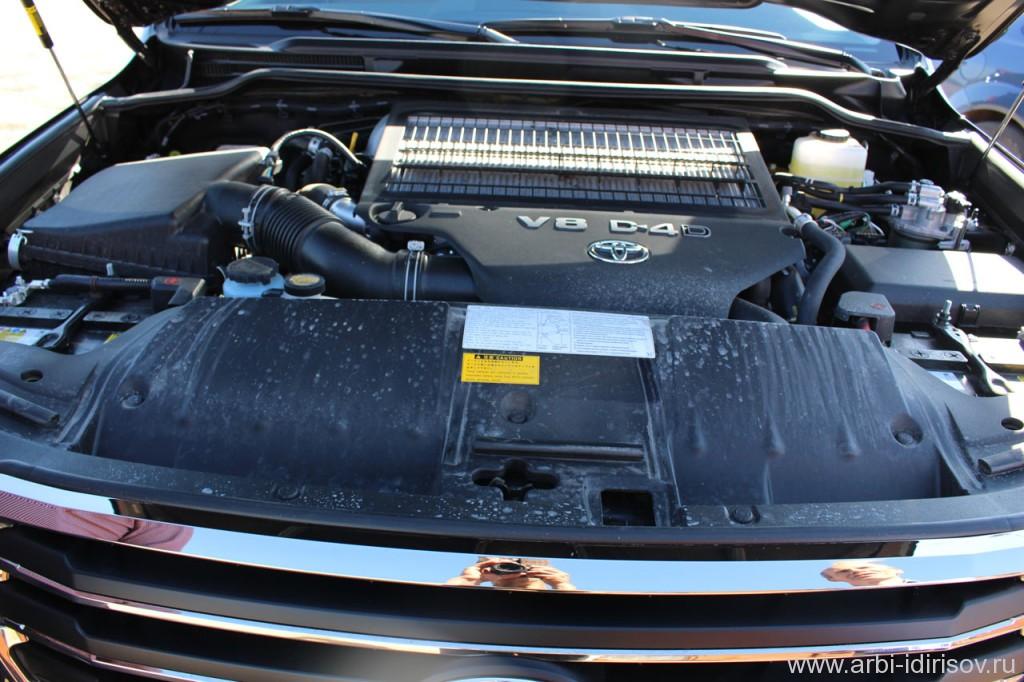 двигатель тойота ленд крузер 200 браунстоун