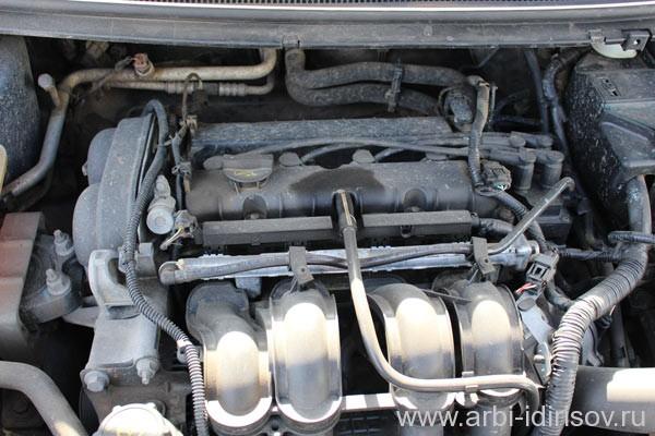 Замена свечей зажигания на Форд Фокус 2 своими руками