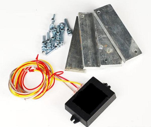 прибор катодно-протекторной защиты автомобиля