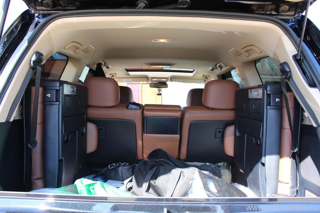 багажник тойота ленд крузер 200