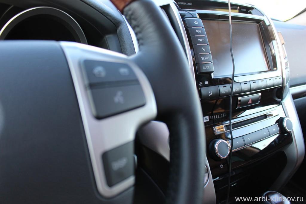 Toyota Lend Cruiser 200 Brownstone